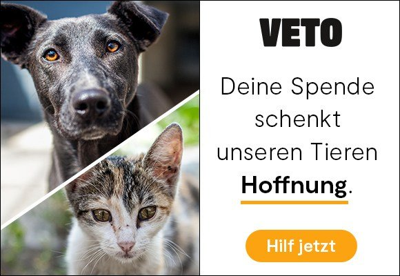 VETO - Europas Stimme fuer Tierschutz