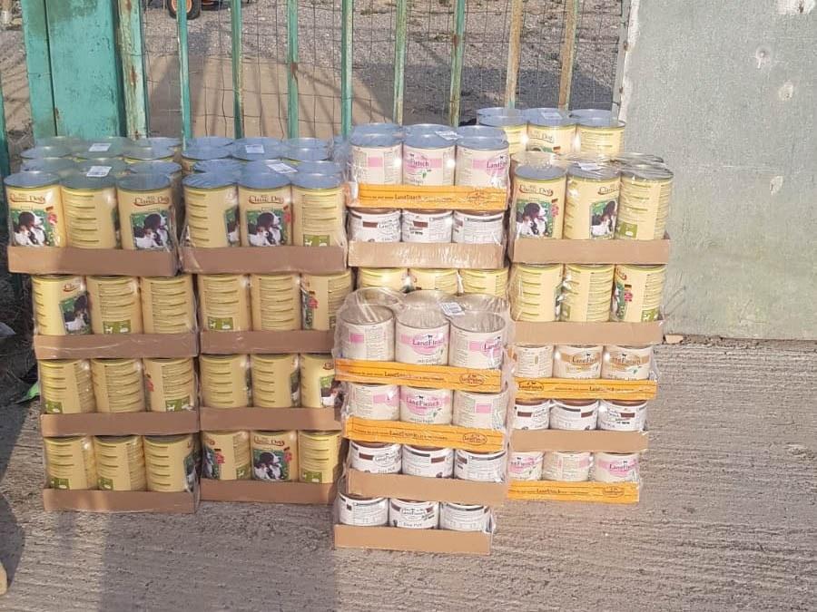 Cani dell'OASI ARGO Calabria e.V.__Futterhilfe_Italien21