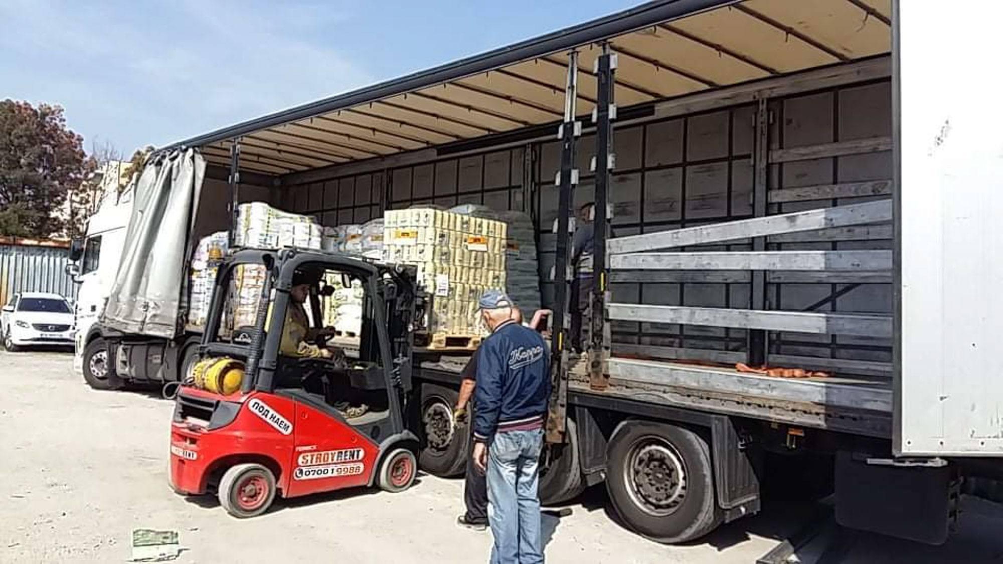 Glücknasen eV_Futterhilfe_Bulgarien14